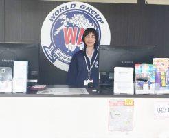 北海道レンタカー 新千歳空港営業所受付