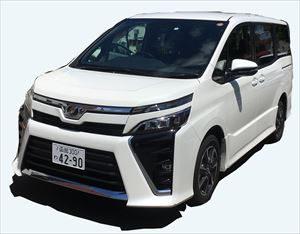 新型VOXY|トヨタ(TOYOTA)|ワールドネットレンタカー
